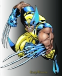 Wolverine...What else?