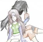 Sensei and student
