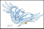 Hedwig and the Snitch