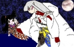Sesshoumaru and Rin