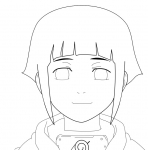 Hinata Lineart