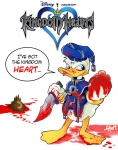 Kingdom Hearts Squish by Tetragyom