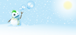 Ivar the Snowman