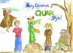 Quar Christmas!