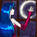 Moonlight Shreds by bloodysmurf