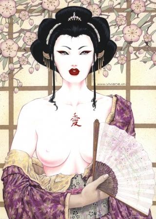 Ai-Geisha