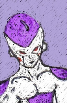 Frieza - colorized