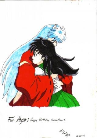 A Loving Embrace