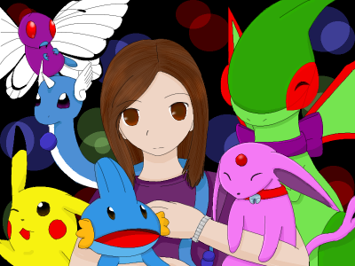 Pokemon lover 4-eva