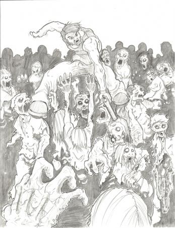 Zombie-tastic!