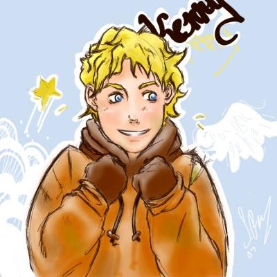 Kenny sketch