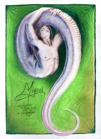 Miyavi (Gift Art)