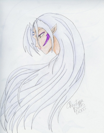 Sesshomaru's mother