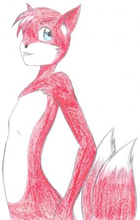 Tail's smile