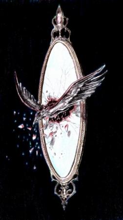 Raven - cover design