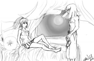Take Me Away -sketch-