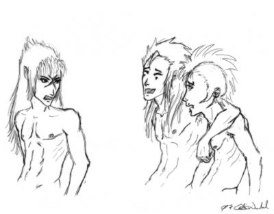 Somebody Sketches