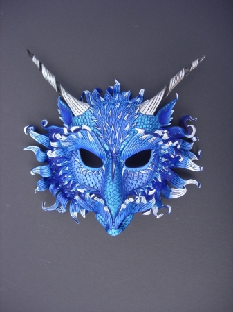 Frost Dragon Mask