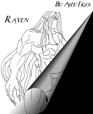 Nude Lord Raven