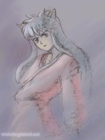 InuYasha sketch