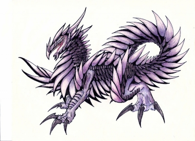 Spiky Dragon