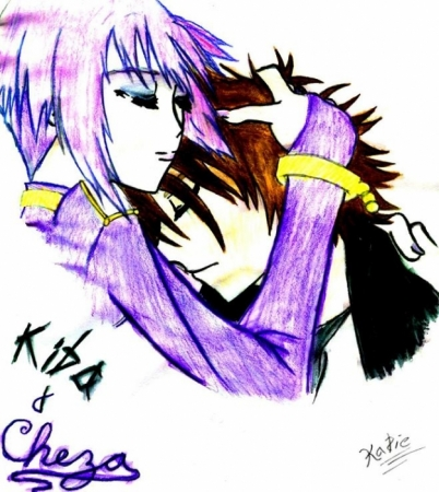 Kiba + Cheza -- colored