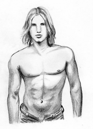 Travis Fimmel Body Study