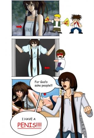 Poor Kazuki...