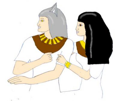 Inuyasha and Kagome totd