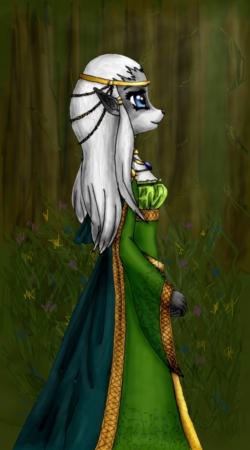 Forest Priestess