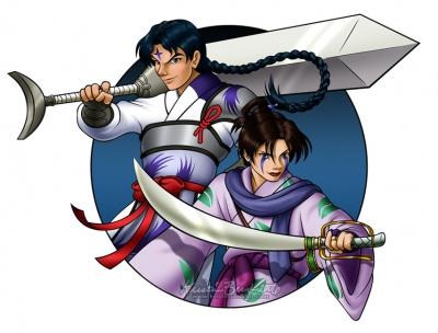 Aniki - Bankotsu and Jakotsu