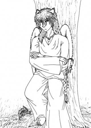 Zager - lineart