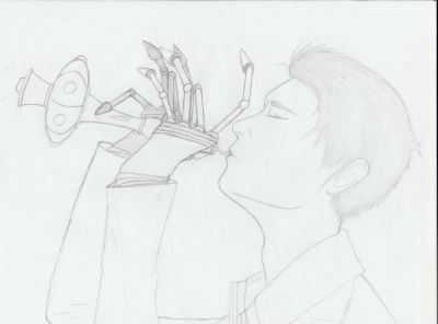 Fry sketch