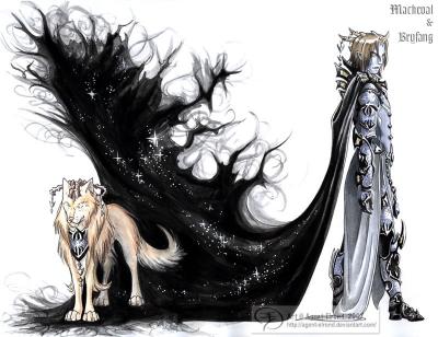 Saint of Dark Magicians