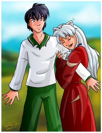 Inuyasha - Gender Bender