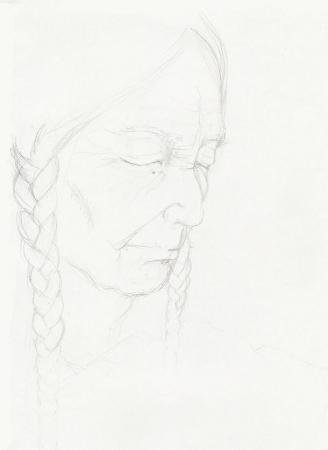 She Sketch