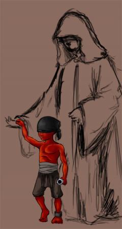 Maul and Sidious