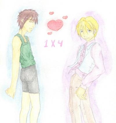 1 X 4 Love
