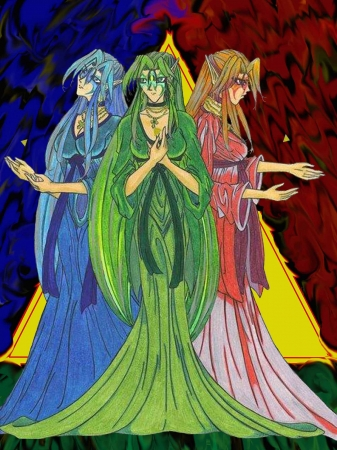 Goddesses of Hyrule