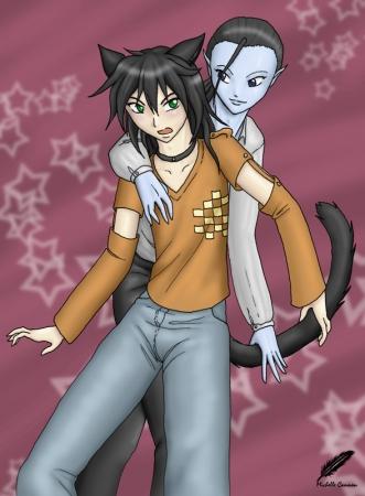 Ari and Tarin commission 1
