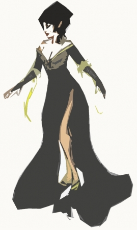 Desdemona outfit