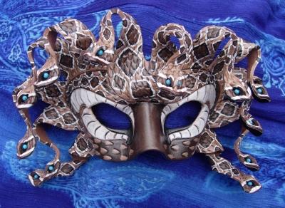 Diamondback Rattlesnake Medusa