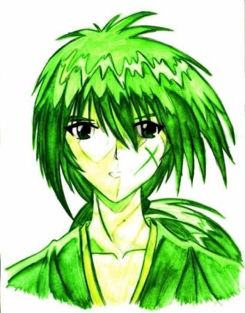 Green Kenshin