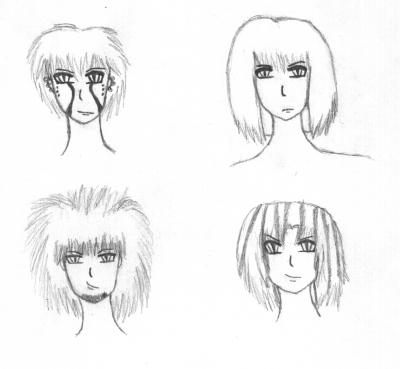 Tsume Clan-Sketch