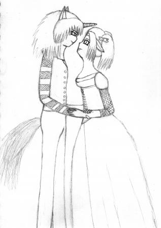 Happy Anniversary-Sketch