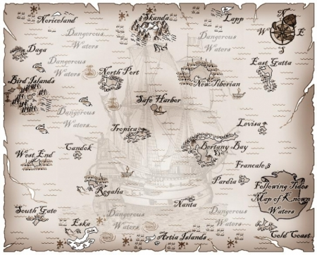 Following Tides - MAP