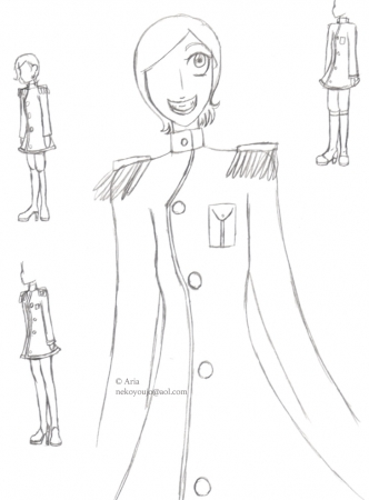 Unnamed charry uniforms?