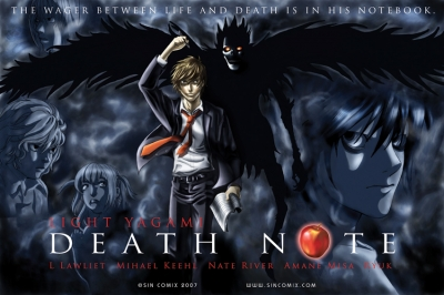 Death Note v. Constantine