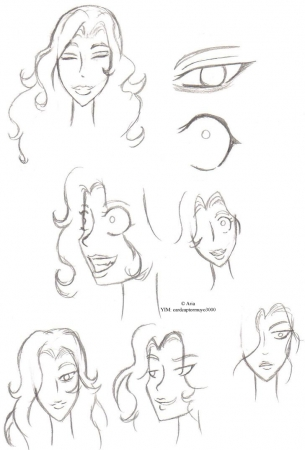 Ryoko faces