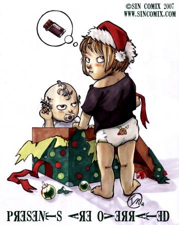 Santa's Mistake